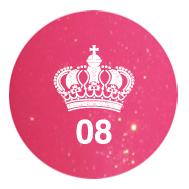 08. Bella Finito 'Pink Goddess'