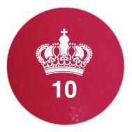 10. Bella Finito 'Raspberry Fizz'