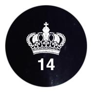 14. Bella Finito 'Blackberry Pie'
