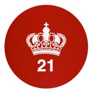 21. Bella Finito 'Candy Apple Red'